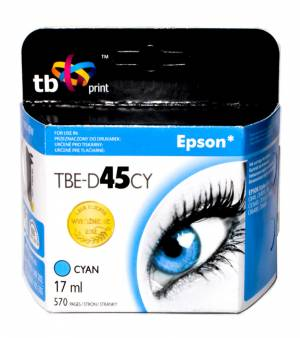 TB Print Tusz do Epson C64/C84 Cyan TBE-D45CY