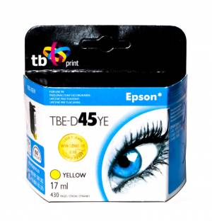 TB Print Tusz do Epson C64/C84 Yellow TBE-D45YE