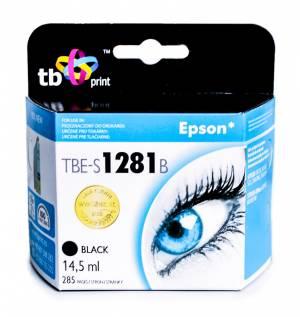 TB Print Tusz do Epson S22/SX125 Czarny TBE-S1281B