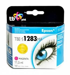 TB Print Tusz do Epson S22/SX125 Purpurowy TBE-S1283MA