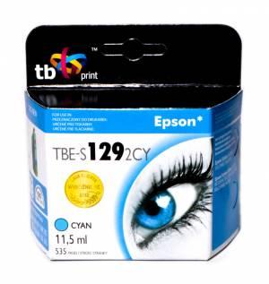 TB Print Tusz do Epson SX420W Błękitny TBE-S1292CY