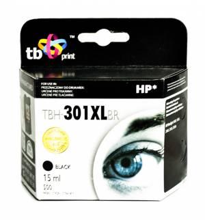TB Print Tusz do HP DJ1050/2050 Czarny refabrykowany XL TBH-301XLBR