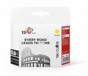 TB Print Tusz TBC-CLI8YE (Canon CLI8YE) ŻÓŁTY 100% nowy