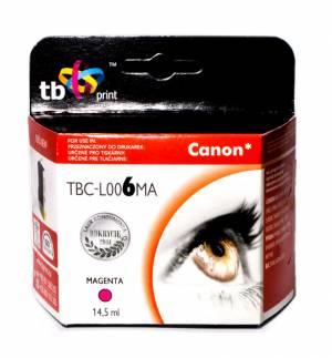 TB Print Tusz TBC-L006MA (Canon BCI6M) Purpurowy 100% nowy