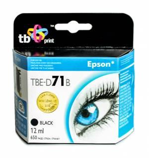 TB Print Tusz TBE-D71B (Epson T071140) Czarny 100% nowy