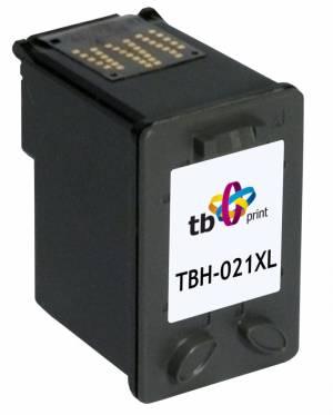 TB Print Tusz TBH-021XL (HP Nr 21 - C9351AE) Czarny refabrykowany