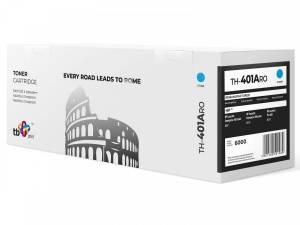 TB Print Toner do HP ENTER 551 Błękitny TH-401ARO refabrykowany nowy OPC