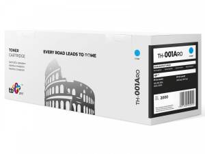 TB Print Toner TH-001ARO (HP Q6001A) Błękitny refabrykowany nowy OPC