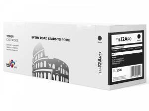 TB Print Toner TH-12ARO (HP Q2612A) Czarny refabrykowany nowy OPC