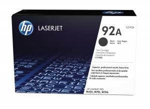 HP Toner 92A Czarny 2.5k C4092A