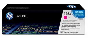 HP Toner CLJ CP1215 Purpurowy (Magenta) 1.4k CB543A