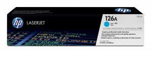 HP Toner CP1025 Cyjan CE311A