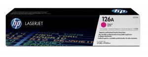 HP Toner CP1025 Purpurowy (Magenta) CE313A