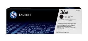 HP Toner LJ P1505/1506 36A Czarny 2k CB436A