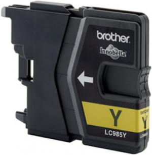 Brother LC985Y Żółty DCP-J125/J315/515W