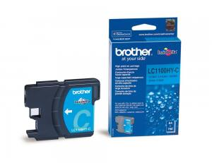 Brother Tusz LC1100 błękitny DCP-6690CW/MFC-5890CN