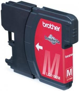 Brother Tusz LC1100 Purpurowy DCP-6690CW/MFC-5890CN