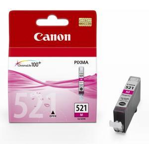 Canon Tusz CLI521 PURPUROWY CLI-521M
