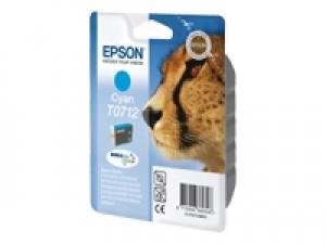 Epson Tusz T0712 Cyan do SX115/SX215/SX218/SX415