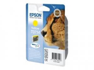 Epson Tusz T0714 Yellow do SX115/SX215/SX218/SX415