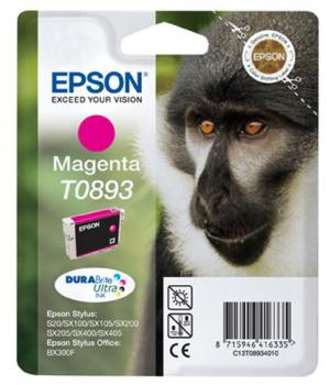 Epson Tusz T0893 Magenta Stylus S20/SXx05/