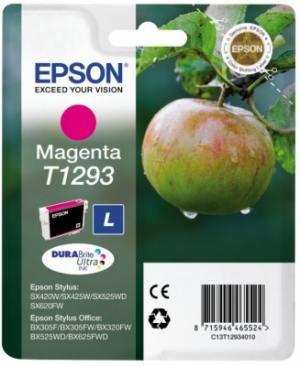 Epson Tusz T1293 Magenta SX425W/SX525WD/BX525WD