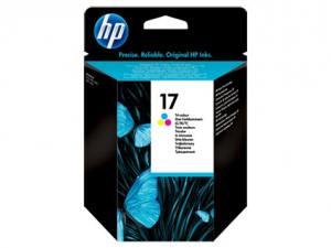 HP Tusz nr 17 Kolor C6625AE