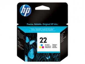 HP Tusz nr 22 Kolor  C9352AE