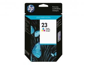 HP Tusz nr 23 Kolor C1823DE