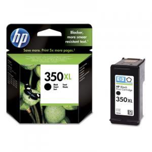 HP Tusz nr 350 Czarny XL CB336EE