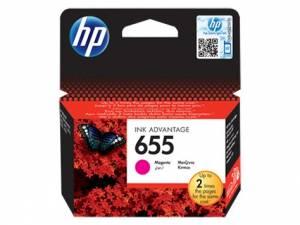HP Tusz nr 655 Magenta CZ111AE