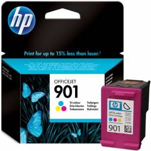HP Tusz nr 901 Kolor CC656AE