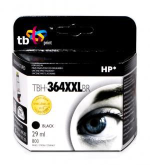 TB Print Tusz do HP PS B8550 Black ref. TBH-364XXLBR
