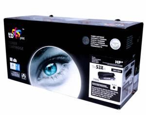Toner TH-53XN (HP Q7553X) Czarny 100% nowy