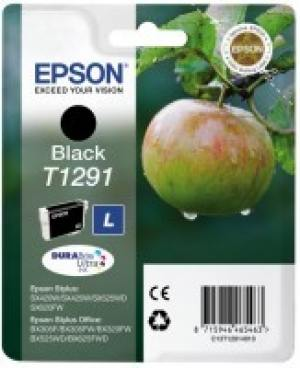 Epson Tusz T1291 Black do SX425W/SX525WD/BX525WD