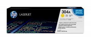 Toner CP2025/CM2320 CP2025 Żółty 2.8k CC532A