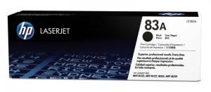 Toner 83A Black 1.5k CF283A