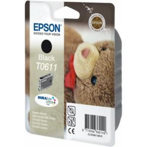 Tusz Epson Black T0611