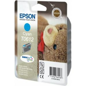 Tusz Epson Cyjan T0612