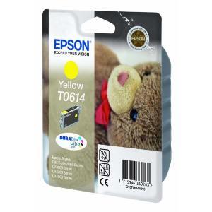 Tusz Epson Yellow T0614