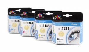 TB Print Zestaw do Epson S22/SX125 CMYK