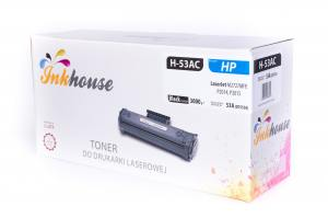 Toner Inkhouse HP 53A (Q7553A) LJ P2015 100% nowy