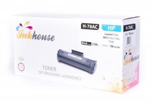 Toner Inkhouse HP 78A (CE278A) zamiennik 100% nowy