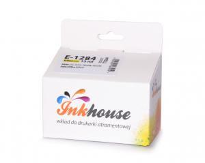 Tusz inkhouse EPSON T1284 Yellow S22/SX125 100% nowy
