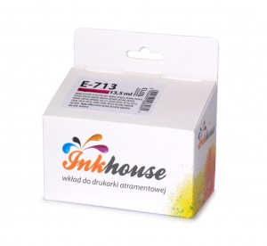 Tusz Inkhouse EPSON T0713 Magenta DX78/DX4000