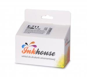 Tusz Inkhouse EPSON T0711 Black D78/DX4000