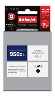 Tusz Activejet AH-950BRX (HP 950XL CN045AE) premium 80ml czarny Chip
