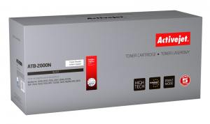 Toner Activejet ATB-2000N (Brother TN2000/TN2005) supreme 2500str. czarny