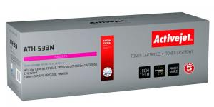 Toner Activejet ATH-533N (HP 304A/Canon CRG-718M CC533A) supreme 2800str. magenta