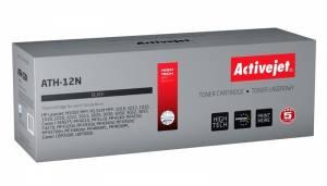 Toner Activejet ATH-12N (zamiennik HP 12A/Canon CRG-703/FX-10 Q2612A) supreme 2300str. czarny
